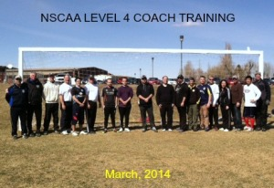 Coach Training - 4 March 2014