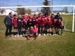 Xtreme U15 Boys-Champions at IFSO 2014